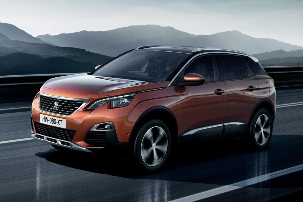 nuovo peugeot 3008