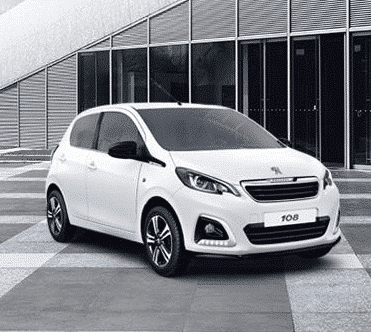 Peugeot 108 FreeToMove