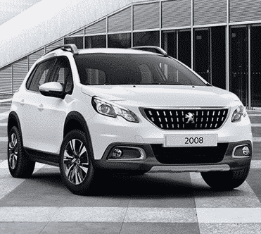 Peugeot 2008 FreeToMove