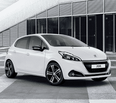 Peugeot 208 FreeToMove