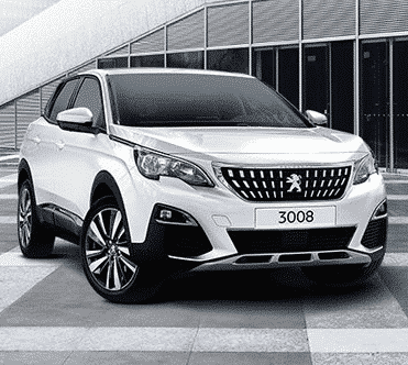 Peugeot 3008 FreeToMove
