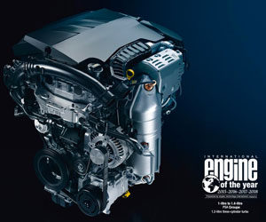 Motori PureTech premiati Engine of the Year 2018