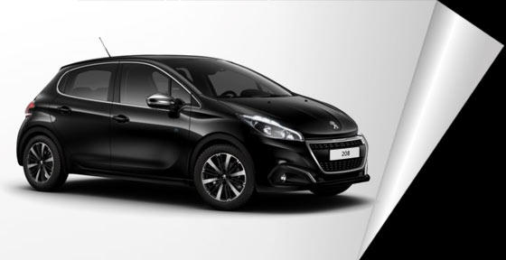 Black Friday Peugeot 208 Active Concessionaria Peugeot Locauto Due