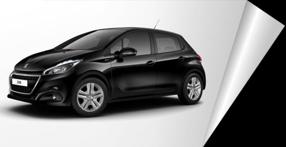 Black Friday Peugeot 208 Style Concessionaria Peugeot Locauto Due
