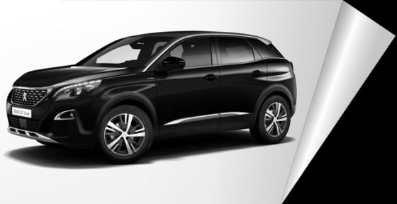 Black Friday Peugeot 3008 GT Line Concessionaria Peugeot Locauto Due