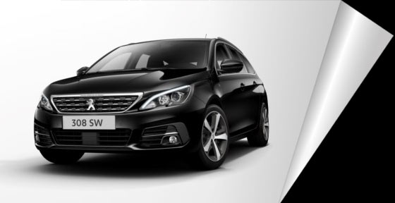 Black Friday Peugeot 308 Station Wagon Concessionaria Peugeot Locauto Due