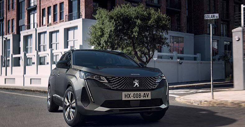 Nuovo Peugeot 3008 restyling