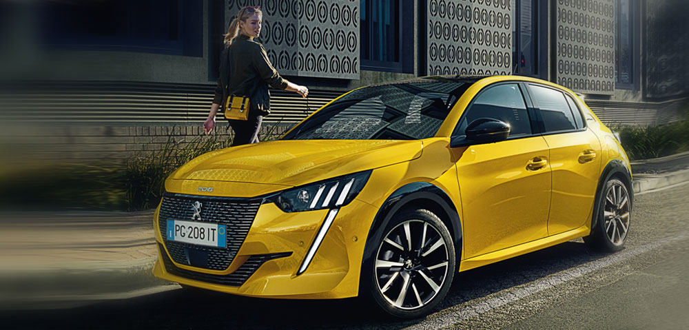 Peugeot 208 WOMENS WORLD CAR OF THE YEAR